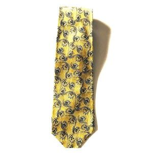 Robert Talbott Necktie Best Of Class Gold Blue